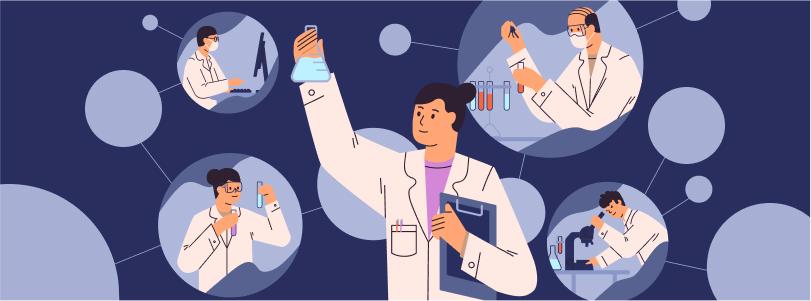 оформить результаты в экспериментальном отчете